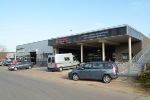 Uitbreiding bedrijfsauto-afdeling afgerond in 2003