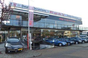 Autobedrijf Wil van der Tol heden. Klaar voor de toekomst !!