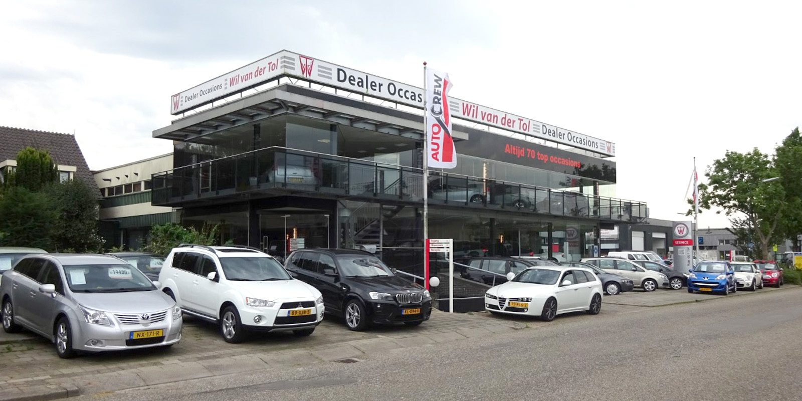 Autobedrijf Wil van der Tol